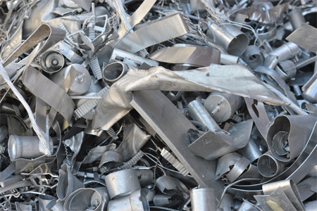 Aluminum Scrap Metal