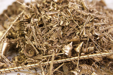 Brass Scrap Metal