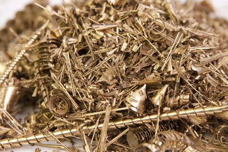 Brass Scrap Metal
